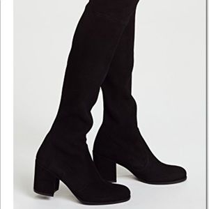 Stuart Weitzman classic Tieland over the knee boot